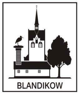 Blandikow Logo