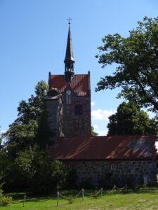 Blandikow Dorfkirche