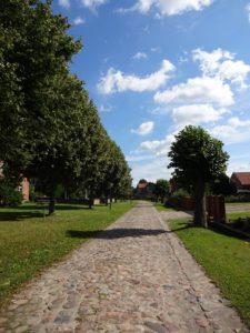 Dorfansicht Blesendorf