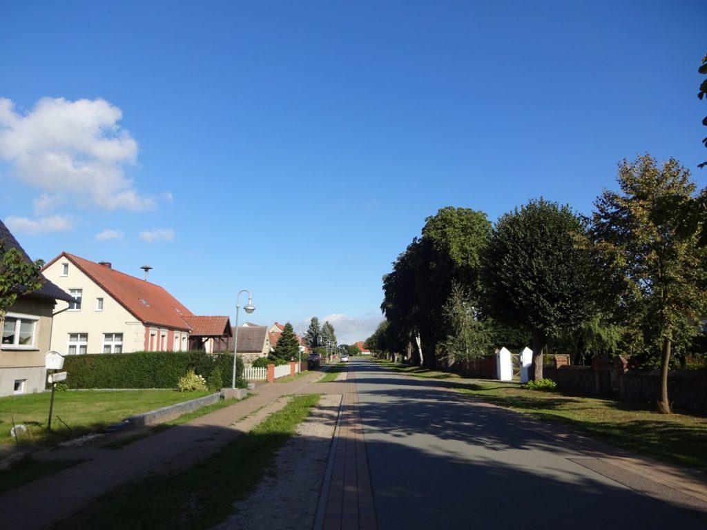 Dorfansicht Liebenthal