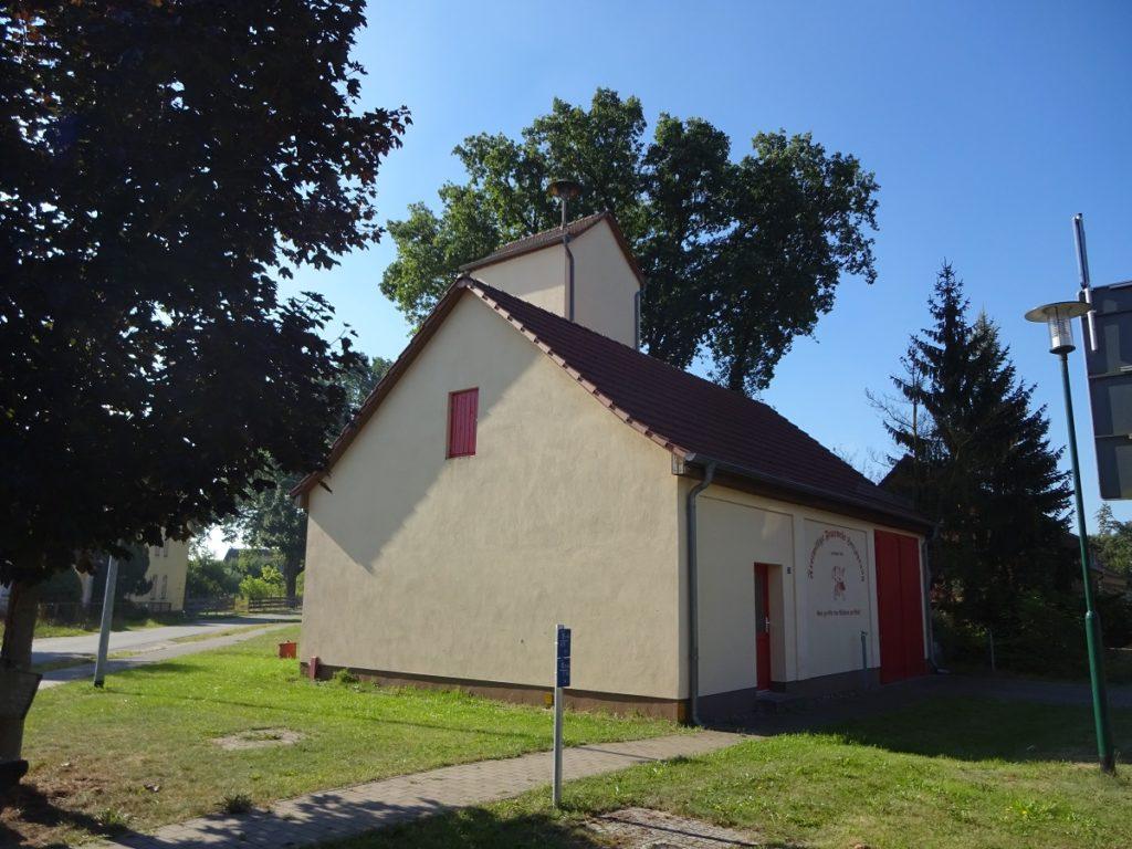 Feuerwehrgerätehaus Herzsprung
