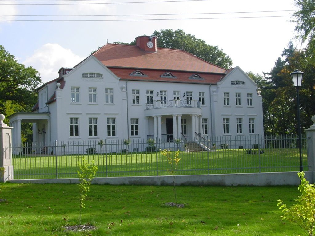 Gutshaus Maulbeerwalde