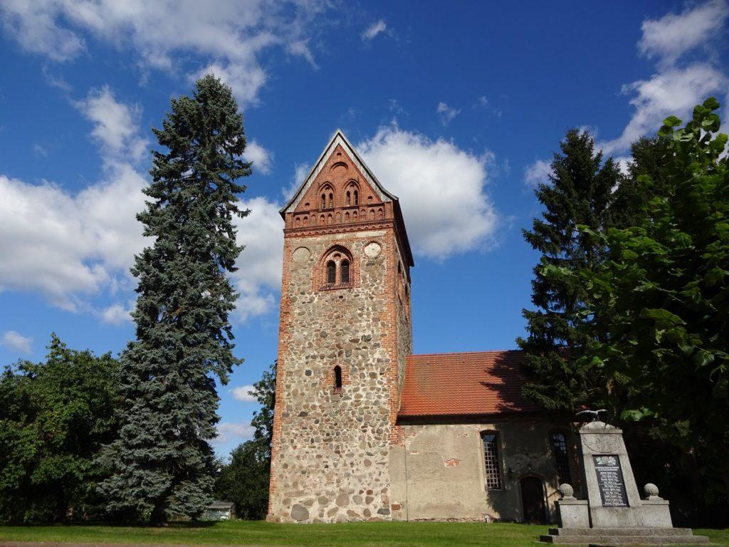 Kirche Blesendorf