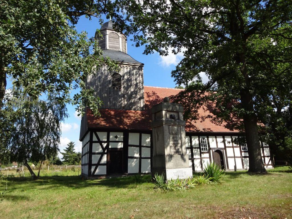 Kirche Grabow