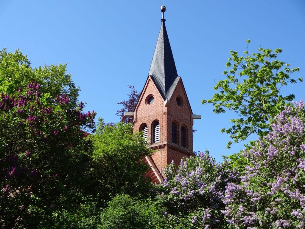 Kirchturm Wernikow