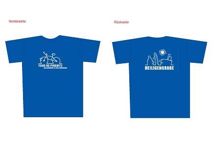 Tour-de-Prignitz T-Shirt Heiligengrabe 2010
