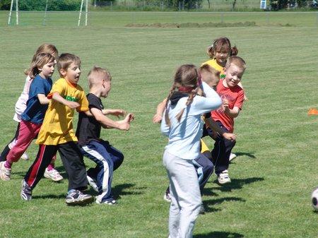 Kita-Olympiade-Heiligengrabe-Fußballspiel