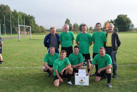 Heiligengraber Pokal des Bürgermeisters - Fa. Hänsel