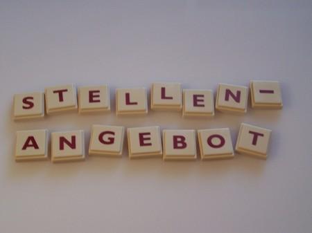 Stellenangebot - 289765_R_K_B_by_derateru_pixelio.de