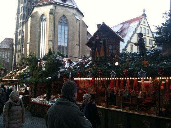 Heiligengrabe - Weihnachtsmarkt- Stuttgart- 2010