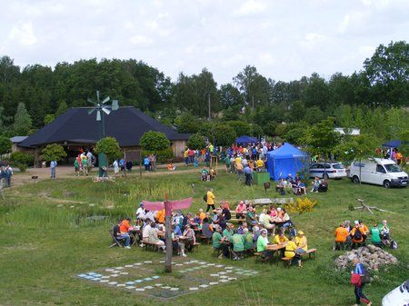 Pausenort-Gross-Woltersdorf-Tour-de-Prignitz-2011-Etappe-1-Heiligengrabe-Perleberg