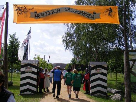 TDP-2011-erster-Pausenort-der-Tour-in-gross-woltersdorf-maerchenhaft
