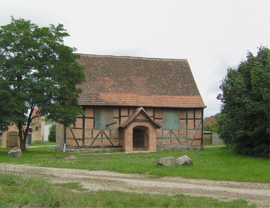 Kapelle auf Gut Burghof in Horst