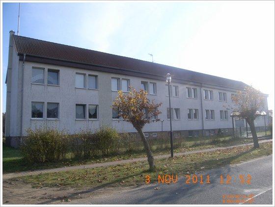 Immobilien-Verkaufsobjekt-12-WE-Block-Heiligengrabe-Königsberg-Vorderansichrt-Strassenansicht