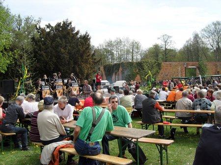 Anradeln 2012 - Festplatz an der Plattenburg 01