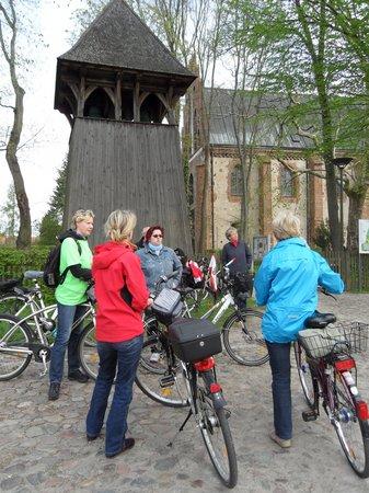 Anradeln 2012 - Treffpunkt Kloster Heiligengrabe 02