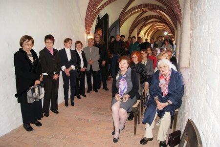 Ausstellung Friedrich Kloster Heiligengrabe 04