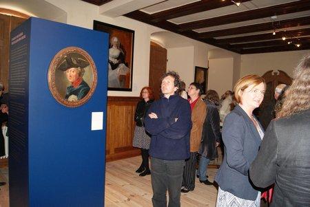 Ausstellung Friedrich Kloster Heiligengrabe 05