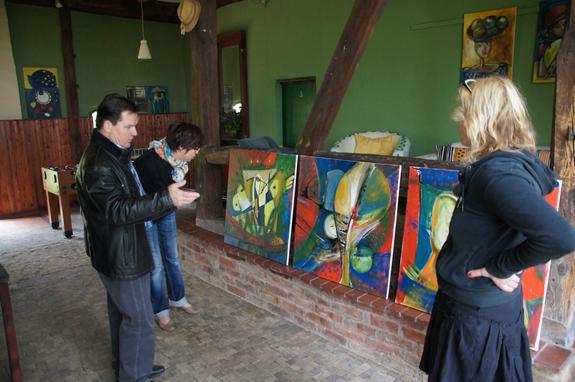 Offenes-Atelier-2012-Kunststation-Heike-Kropius-Papenbruch-Gemeinde-Heiligengrabe