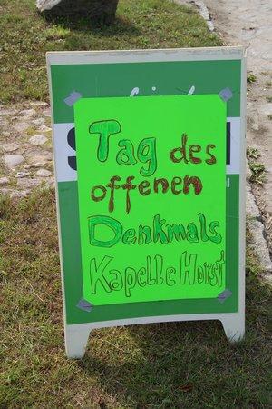 Kapelle Horst 01