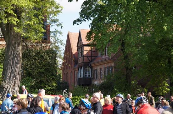 Tour-2013-malerishce-Kulisse-Kloster-Stift-Heiligengrabe