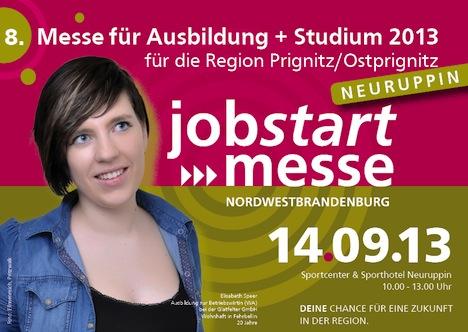 jobstart-messe fuer-ausbildung-und-studium-2013-neuruüüin-flyer