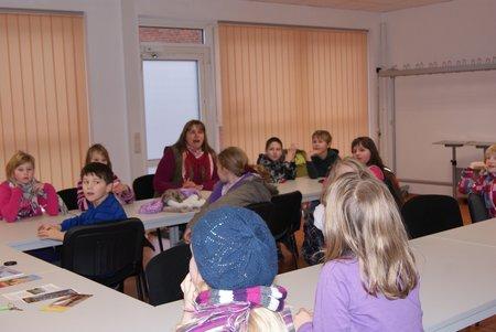 Nadelbachgrundschule Heiligengrabe - 3. Klasse besucht Gemeindeverwaltung 08