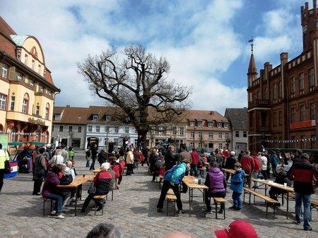 Heiligengrabe - Sternfahrt 2014 nach Kyritz 010