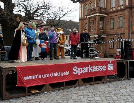 Heiligengrabe - Sternfahrt 2014 nach Kyritz 011