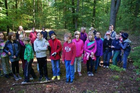 Baum des Jahres 2014 - Traubeneiche - Pflanzung Naturlernpfad Heiligengrabe - 3