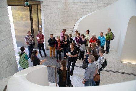 Heiligengraber Verwaltung im Neuen Landtag 2