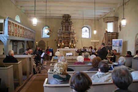 Kirche Königsberg-Heiligengrabe-Sanierung 1