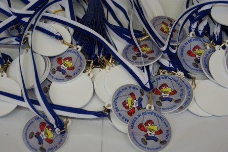 Kita-Olympiade 2014 - Regionalvergleich Heiligengrabe-Wittstock - 4
