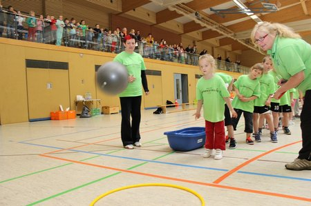 Kita-Olympiade 2014 - Regionalvergleich Heiligengrabe-Wittstock - 5