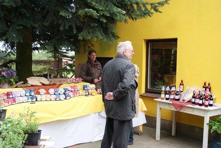 Tag des offenen Ateliers 2014 - Atelier Glöde Blumenthal - 2