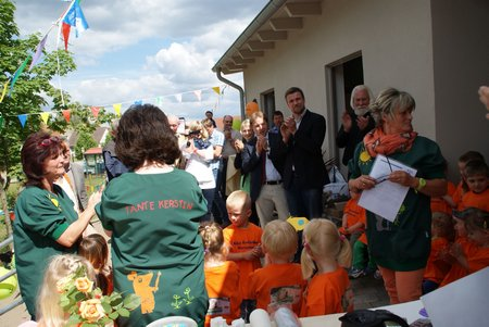 Eröffnung Kita Heiligengrabe-Herzsprung - 2