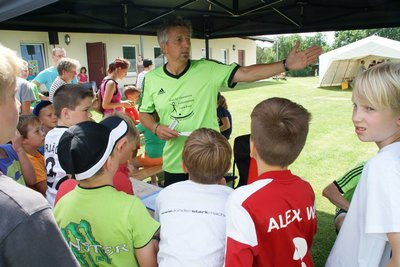FTW-Fussballcamp Grabow 2014 - 5