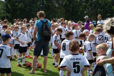 FTW-Fussballcamp Grabow 2014 - 7