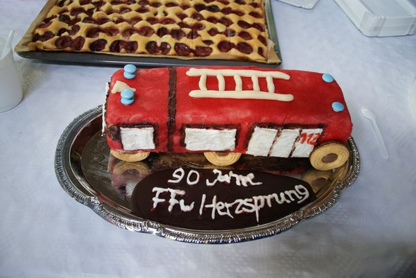 90 Jahre FFw Herzsprung 2014 - 8