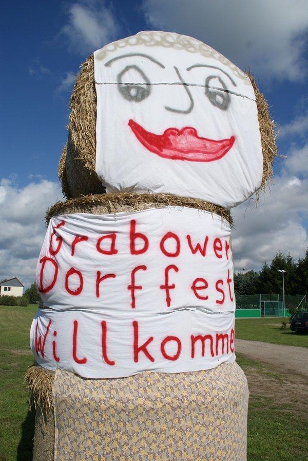 Dorffest Grabow bei Blumenthal 2014 - 10