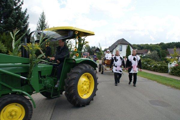 Dorffest Grabow bei Blumenthal 2014 - 13