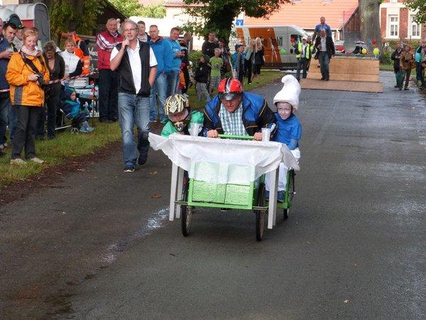 Dorffest Heiligengrabe-Jabel 2014 - Seifenkistenrennen - 2014 - 10