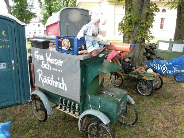 Dorffest Heiligengrabe-Jabel 2014 - Seifenkistenrennen - 2014 - 2