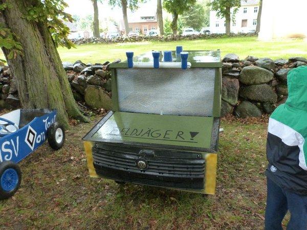 Dorffest Heiligengrabe-Jabel 2014 - Seifenkistenrennen - 2014 - 4