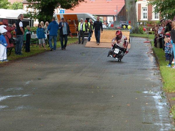 Dorffest Heiligengrabe-Jabel 2014 - Seifenkistenrennen - 2014 - 7