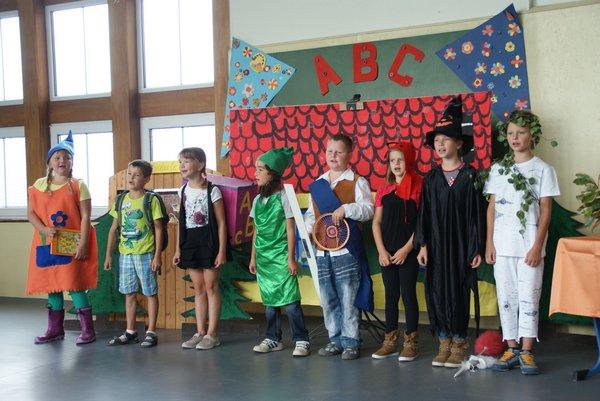 Einschulung Nadelbachgrundschule Heiligengrabe 2014 - 5