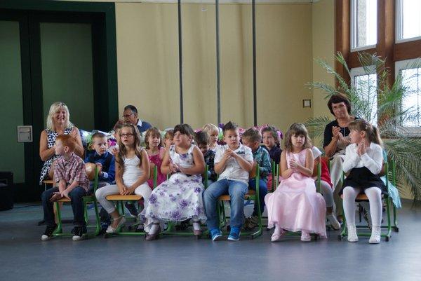 Einschulung Nadelbachgrundschule Heiligengrabe 2014 - 7