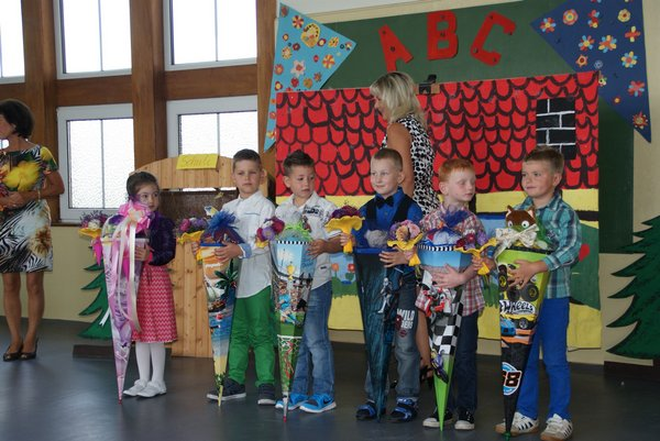 Einschulung Nadelbachgrundschule Heiligengrabe 2014 - 9