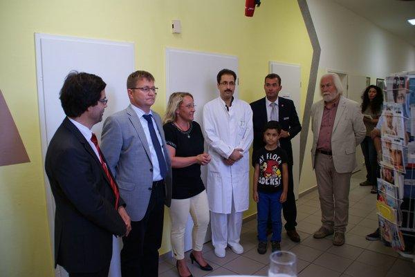 Eröffnung Kinderarztpraxis Pritzwalk - 1