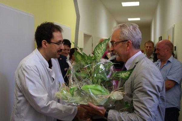 Eröffnung Kinderarztpraxis Pritzwalk - 2